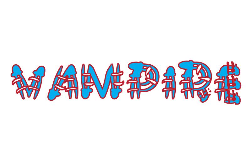 vampire-a-handwritten-font