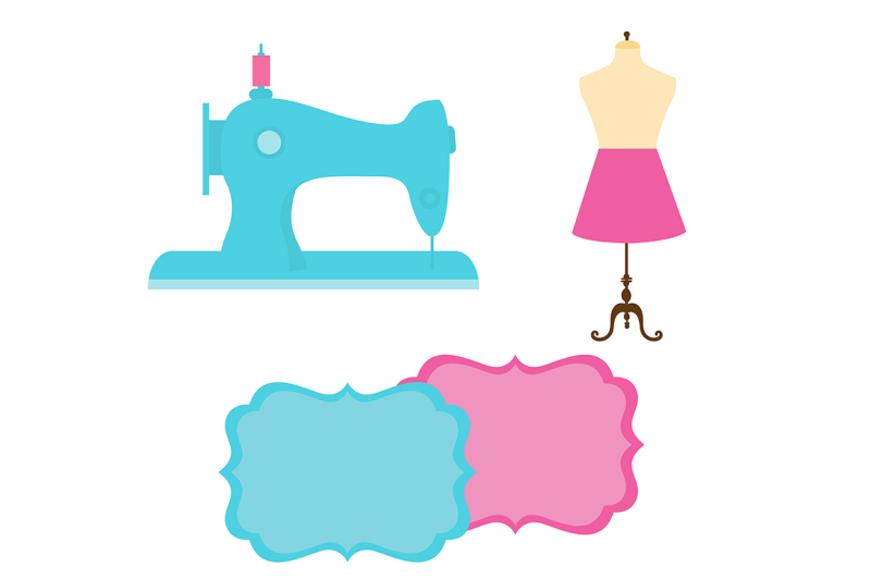 sewing-digital-paper-sewing-machine-thread-background-seamstress