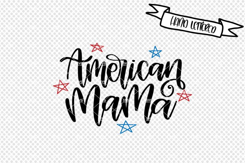 american-mama-svg-fourth-of-july-svg