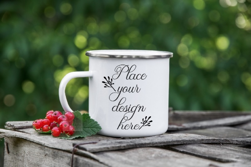 camping-mug-enamel-metal-tin-cup-rustic-camp-mockup-silver-rim-mock