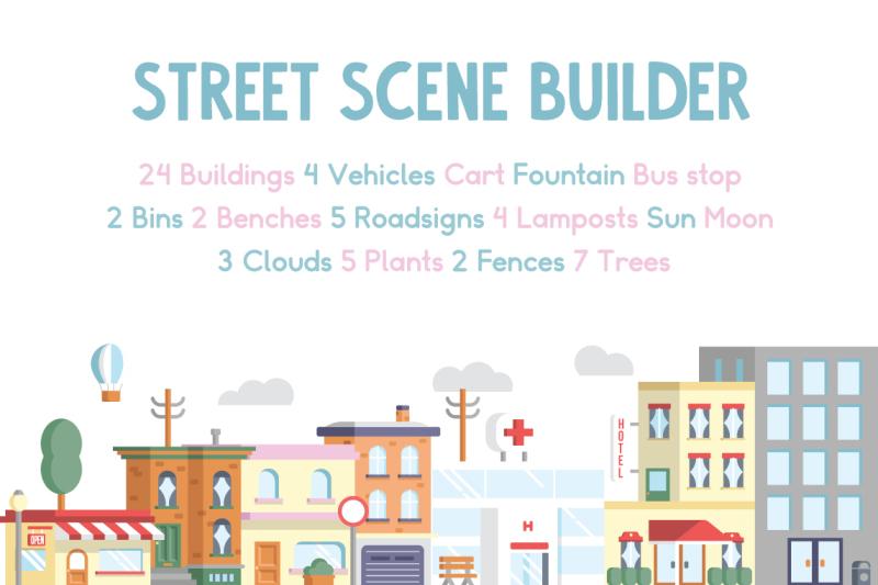 street-scene-builder