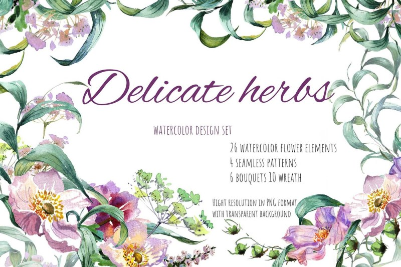 delicate-herbs