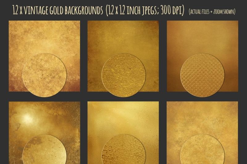 gold-textures-bundle