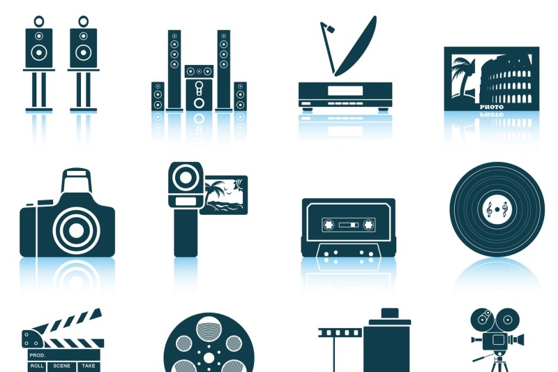 set-of-multimedia-icons