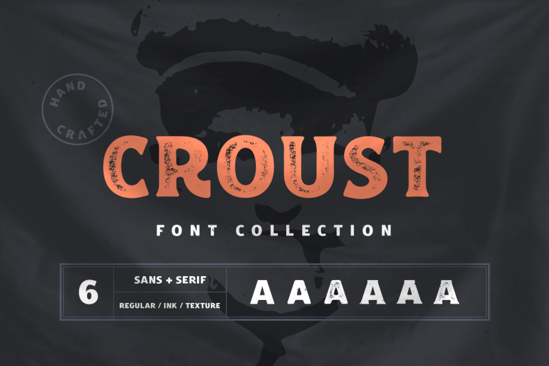croust-font-collection