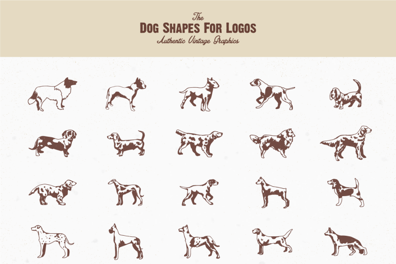 the-dog-shapes-for-logos-pack