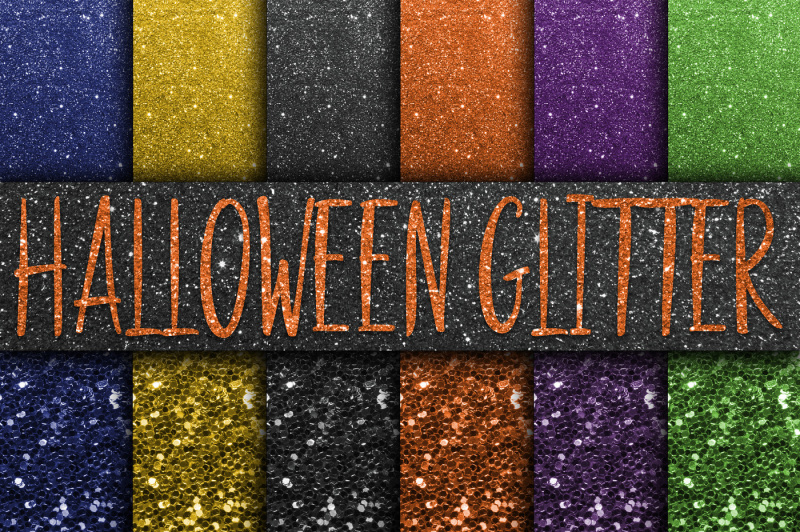 halloween-glitter-digital-paper-textures