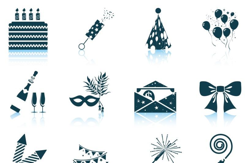 set-of-celebration-icons