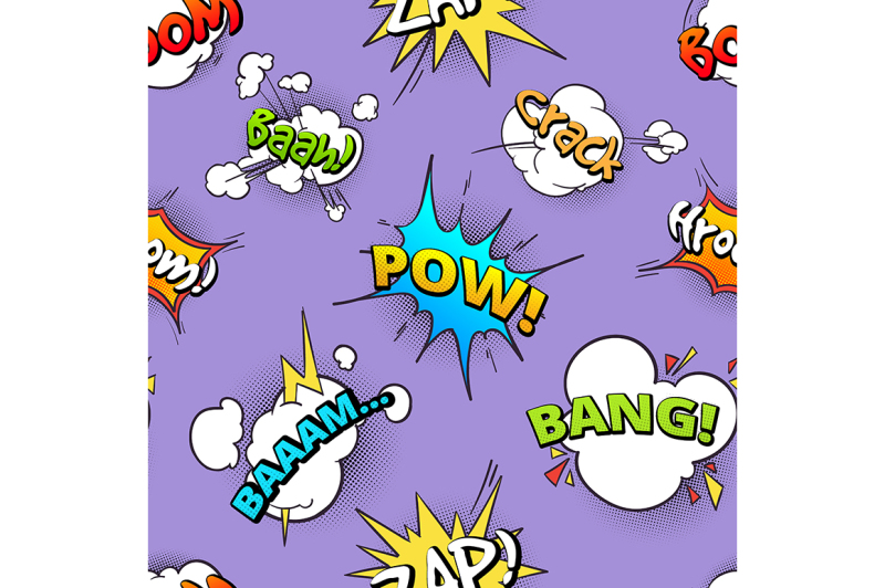 seamless-pattern-of-cartoon-comic-spaech-bobbles-with-different-sounds