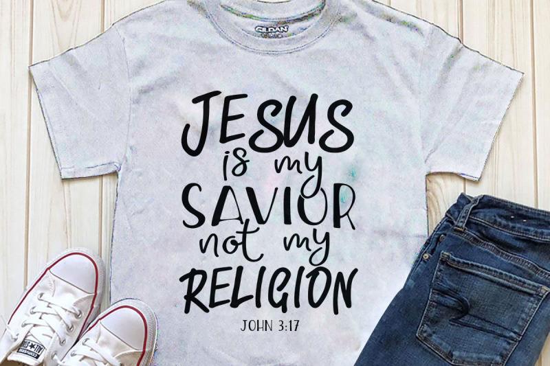 jesus-is-my-savior-not-my-religion