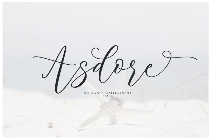asdore-script