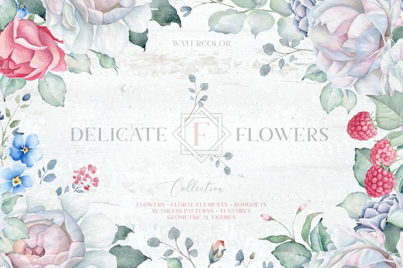 delicate-watercolor-florals