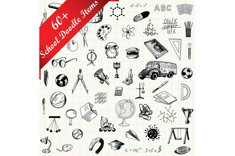 set-of-doodle-education-icons