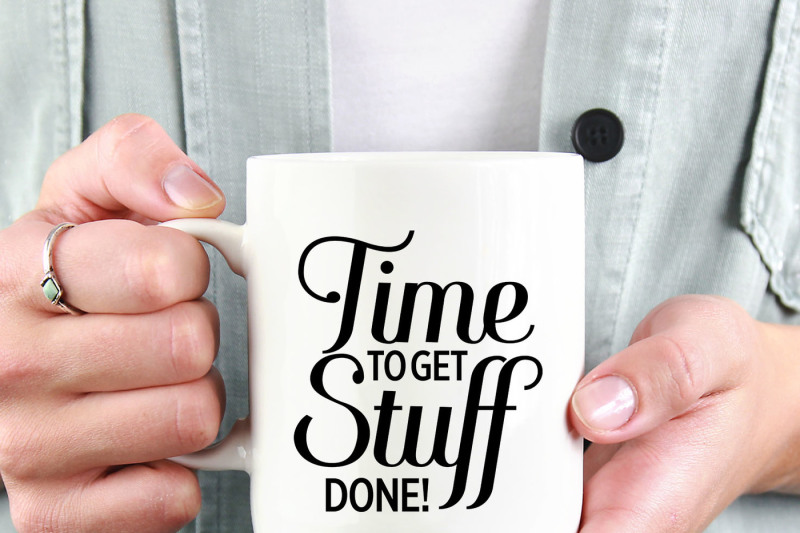 time-to-get-stuff-done-printable