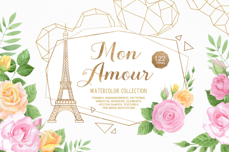 mon-amour-watercolor-collection