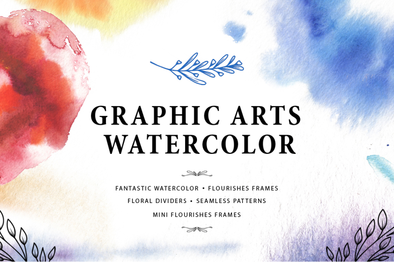 graphic-arts-and-watercolor