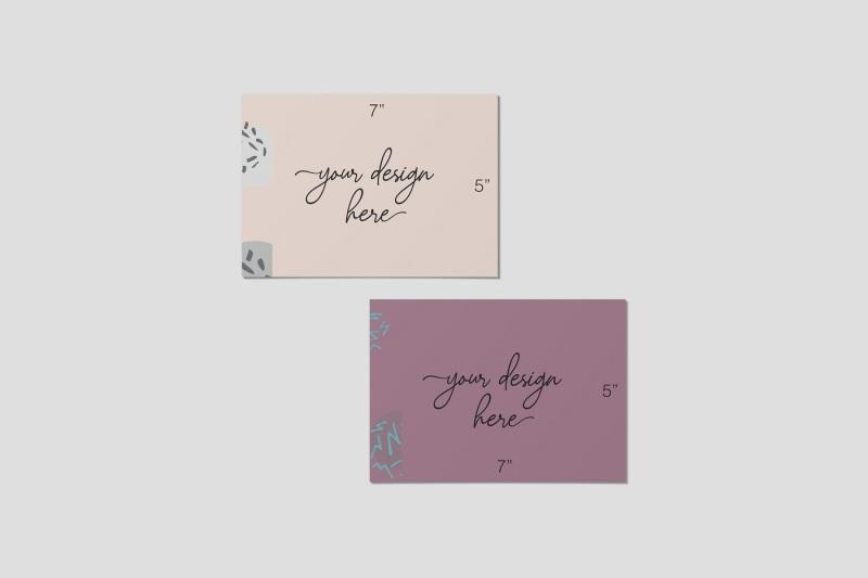 5x7-postcard-and-envelope-mockup