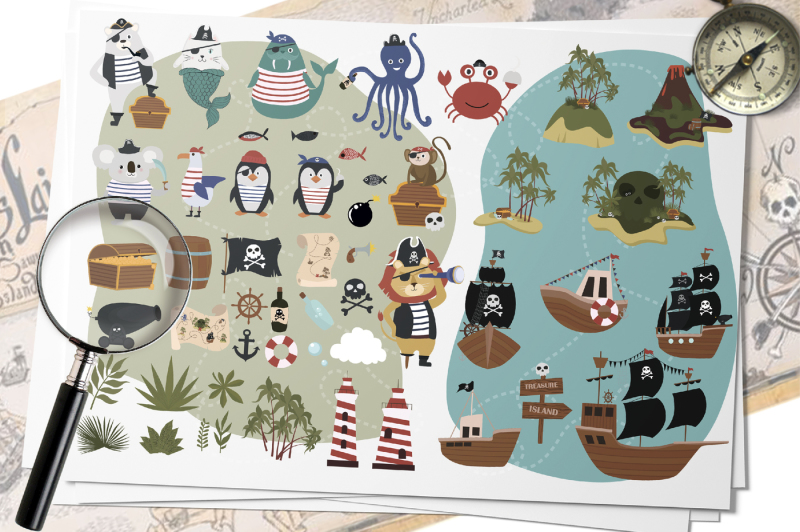pirate-island-collection