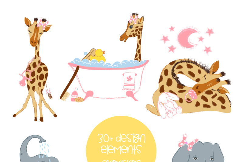 baby-safari-creator-collection