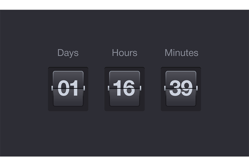 vector-flip-countdown-timer-clock-counter-for-websites-and-interfaces