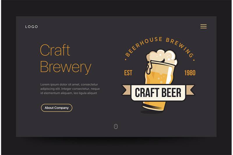 craft-brewery-or-pub-website-template-beer-glass-web-banner
