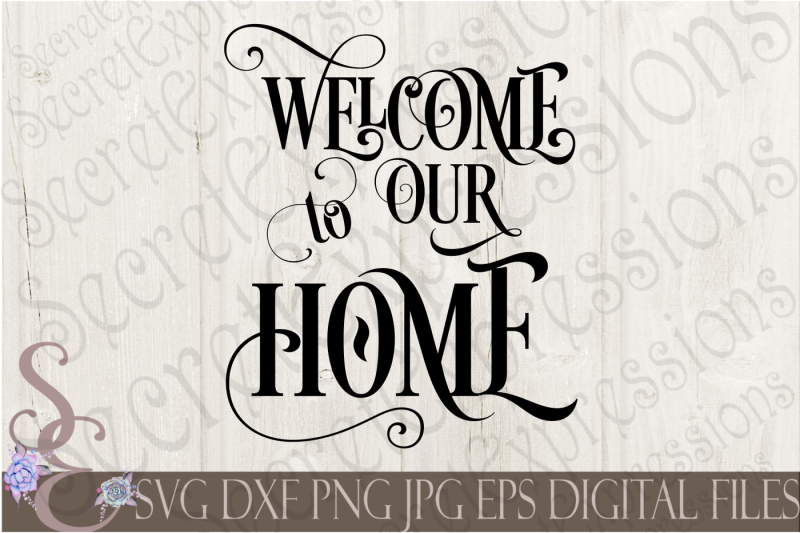welcome-to-our-home-svg