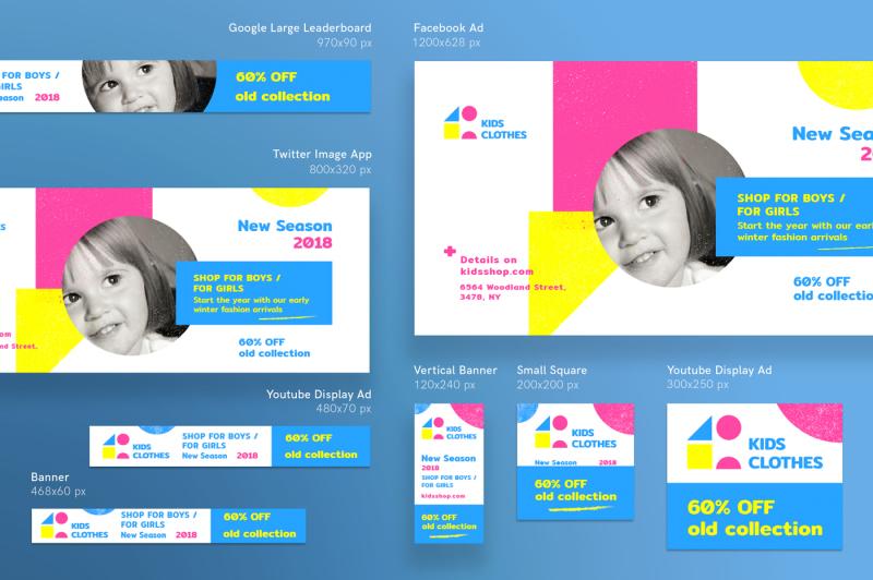 design-templates-bundle-flyer-banner-branding-kids-clothes