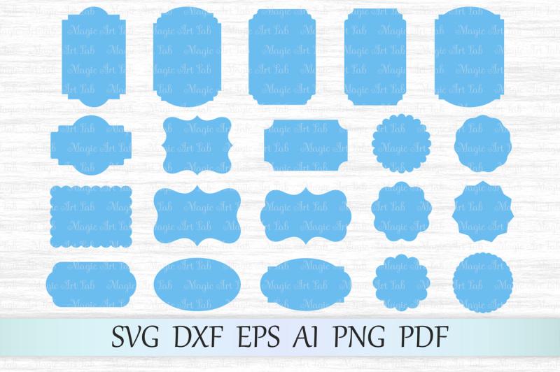 frames-svg-dxf-eps-ai-png-pdf