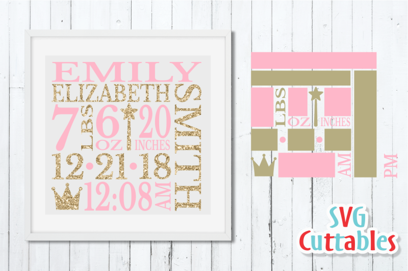 baby-birth-announcement-princess-svg-cut-file