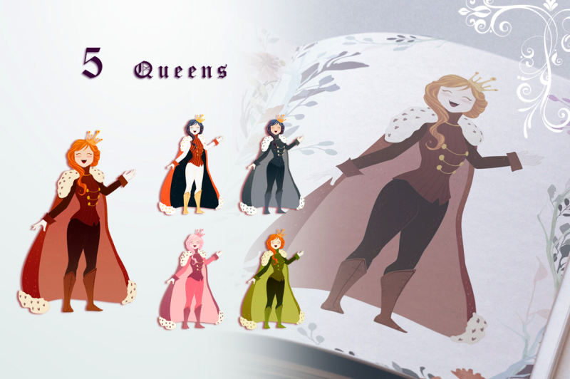 queens-and-knights-collection
