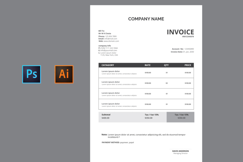 invoice-tamplate