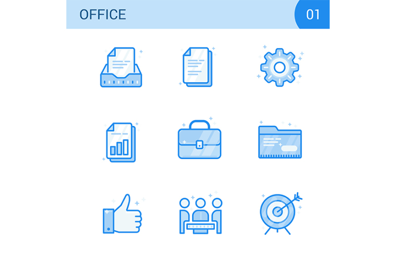 simple-modern-set-of-business-blue-color-line-icons