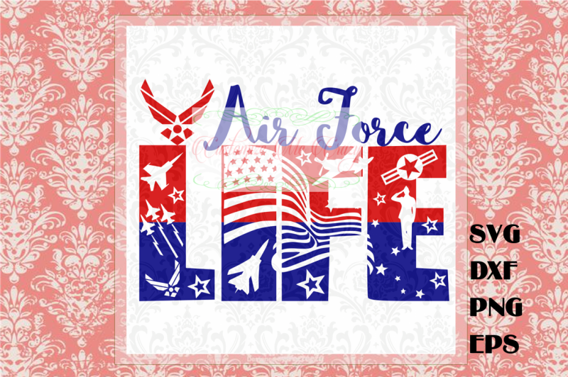 air-force-life-svg