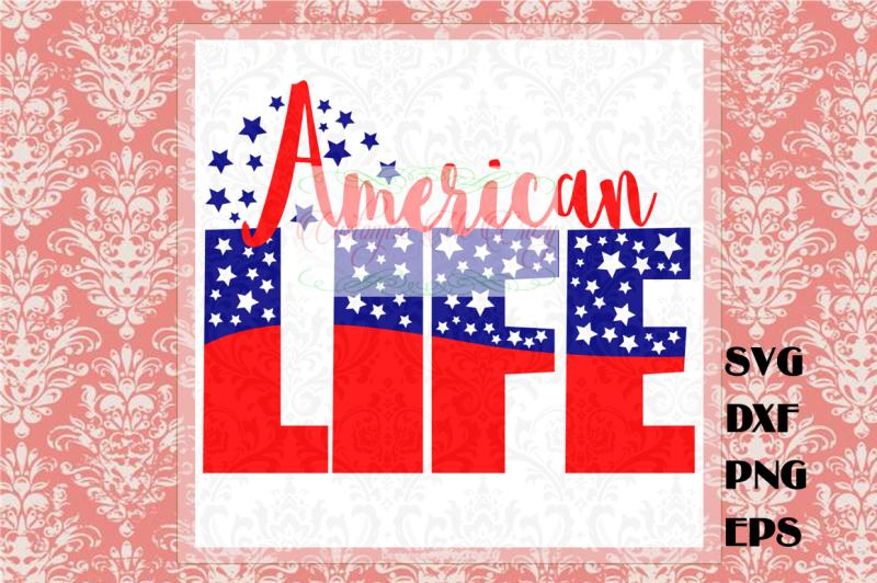 american-life-svg