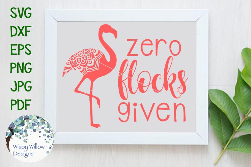 zero-flocks-given-flamingo-mandala-svg-dxf-eps-png-jpg-pdf