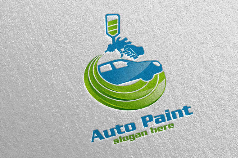 car-painting-logo-with-spray-gun-and-sport-car-concept-6
