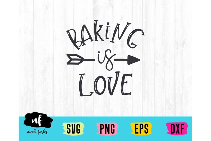 baking-is-love-svg-cut-file