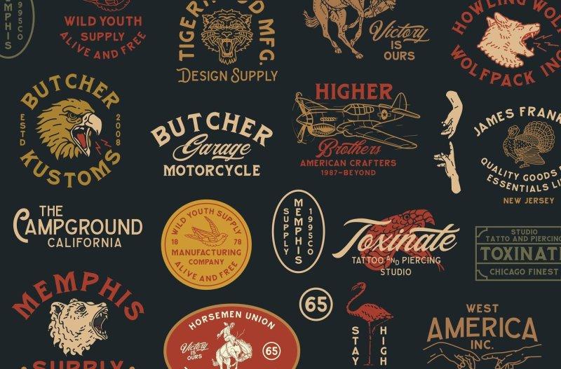 harrison-typeface-family