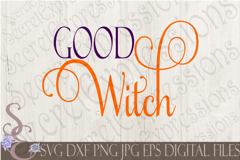 good-witch-svg