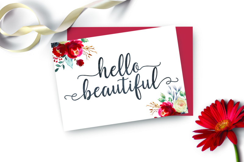 saphira-script-pretty-font