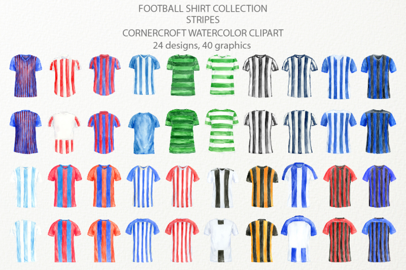 watercolor-striped-football-shirt-clipart