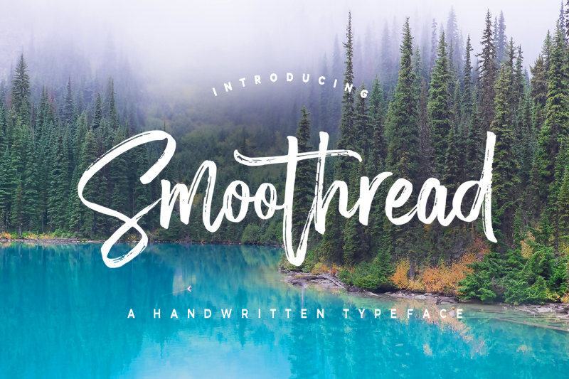 smoothread-font