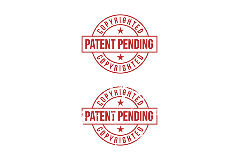 patent-pending-sign-on-white-background-red-stamp