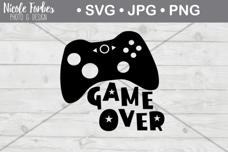 game-over-svg-cut-file