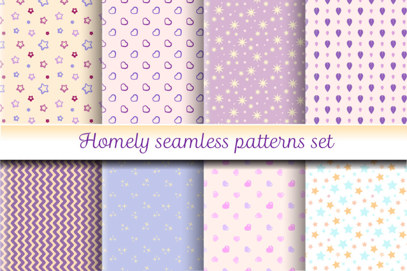 homely-pastel-patterns-set