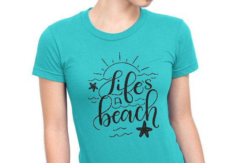 life-s-a-beach-summer-hand-drawn-lettered-cut-file
