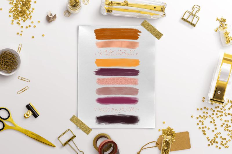 brush-strokes-clip-art-burgundy
