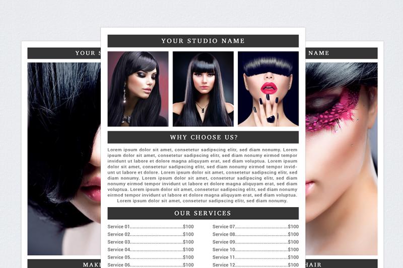 beauty-flyer-template