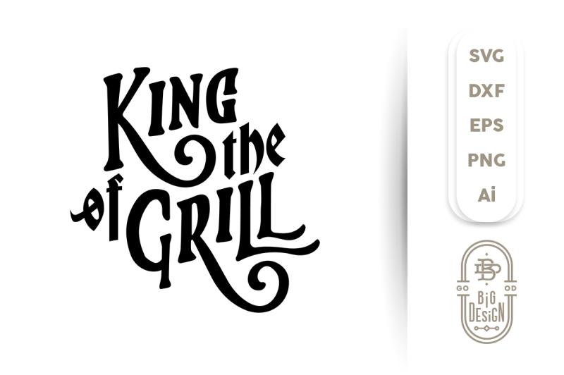 svg-cut-file-king-of-the-grill