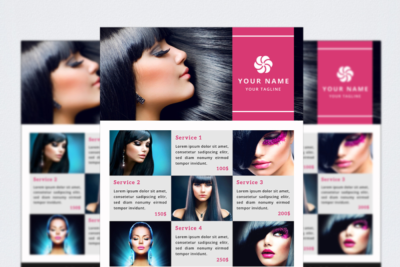 beauty-flyer-template